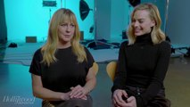 """Margot Robbie & Tonya Harding Share Favorite Line from 'I, Tonya': """"The One That I Can't Repeat!"""""""