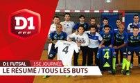 D1 Futsal, journée 15 : Tous les buts I FFF 2018