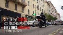 Pollution aux particules fines en Corse