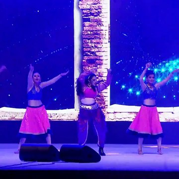 Malavika Nair, Swasika, Malavika Menon Hot Dance Performance