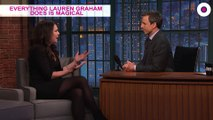 Woman Crush Wednesday: Lauren Graham