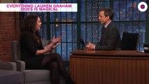 Woman Crush Wednesday: Lauren Graham