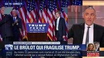 Le brûlot qui fragilise Donald Trump (1/2)