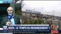 Un maire de Loire-Atlantique remet en cause la faisabilité de l'extension de l'aéroport de Nantes
