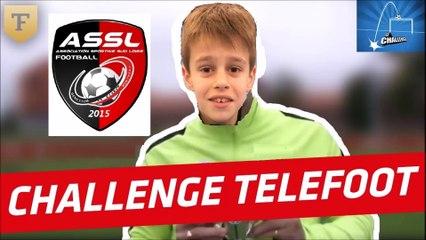 Le Challenge Crossbar Téléfoot à l'ASSL !