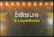 Lionel Richie Endless Love Karaoke Version