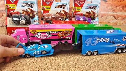 Disney Pixar Cars3 Toys Lightning McQ