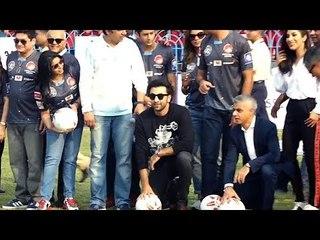 Ranbir Kapoor's Day On A Football Field | Award Ceremony Of 9th QPR Mumbai Junior Soccer Challenger