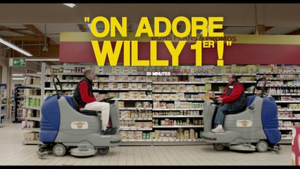 Willy the 1st / Willy 1er (2016) - Trailer