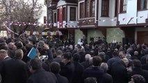 Mehmet Akif İnan Vakfı hizmet binasının açılışı - BBP Genel Başkanı Mustafa Destici - ANKARA