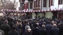 Mehmet Akif İnan Vakfı Hizmet Binasının Açılışı - Temel Karamollaoğlu