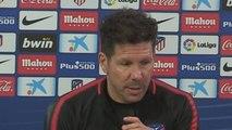 """Simeone: """"Diego Costa transmite su pasión por cada balón en cada jugada"""""""