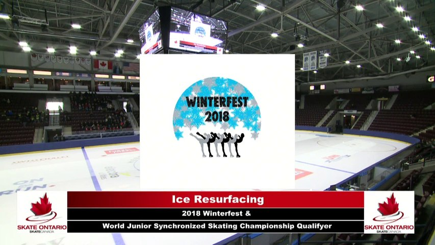 2018 Winterfest & World Junior Synchronized Skating Championship Qualifier (2)