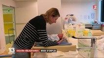 Vaccins obligatoires depuis le 1er janvier : ce qu'il faut savoir