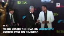 'Jeopardy!' Host Alex Trebek Is Recovering Following Brain Surgery