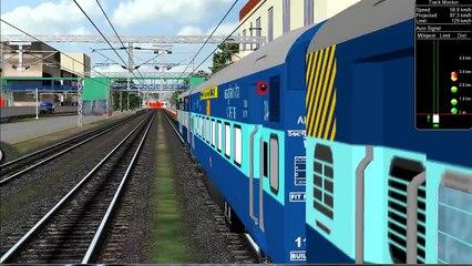 Simulator in Open Rail Indian Train videos - dailymotion