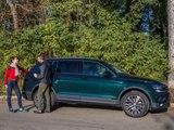 Franck Lagorce au volant du Volkswagen Tiguan Allspace (diaporama vidéo)