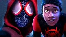 Un nouveau film SPIDERMAN avec Miles Morales !