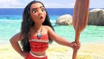 VAIANA : Toutes les Vidéos en Français du film de Disney !