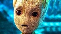 LES GARDIENS DE LA GALAXIE 2 : La Bande Annonce avec Baby Groot !