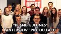 """""""Planète jeunes"""" : l'interview """"Pile ou Face"""" - Politique"""