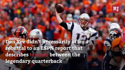 Tom Brady's Agent Responds to Bombshell ESPN Report