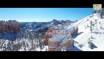 LE ROYAUME BLANC - Les plus beaux paysages d'hiver sous la neige