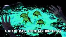 Teenage Mutant Ninja Turtles | Literal Theme Song | Nick