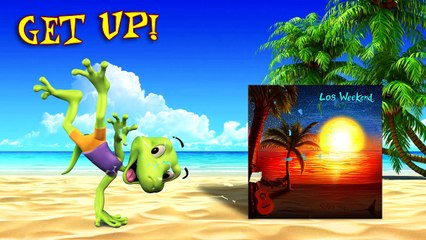 Get Up (official audio) from the album Los Weekend
