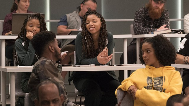 grown-ish Season 1 Episode 3 Late Registration (Watch Full)
