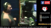 radio show tech c (deep techno )