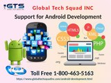 Programming Android Apps Support Toll Free 1-800-463-5163