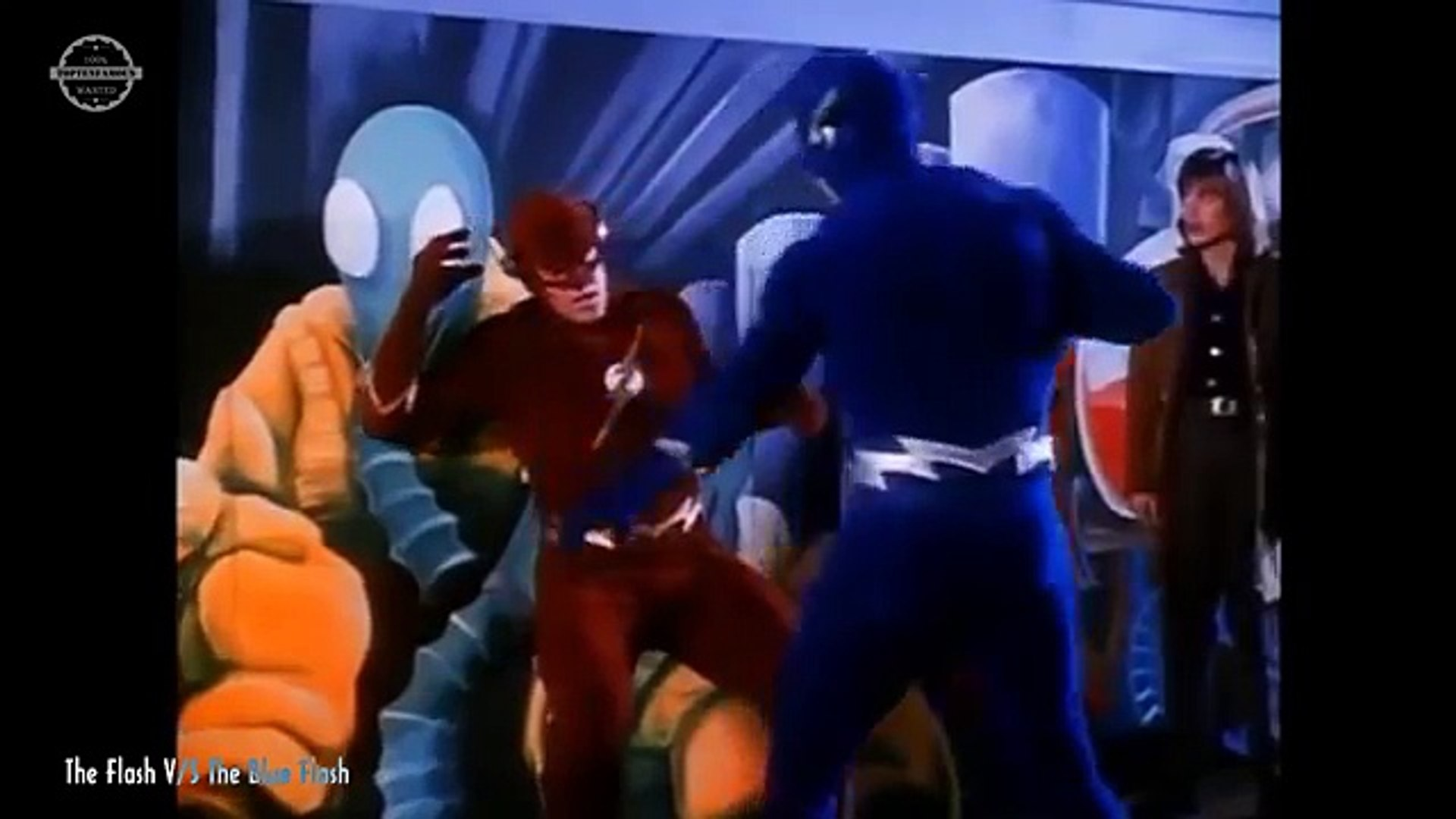 The Flash Vs Reverse Flash Savitar Blue Flash Zoom Whos The