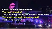 Pulse club massacre: VictimS 911 callS