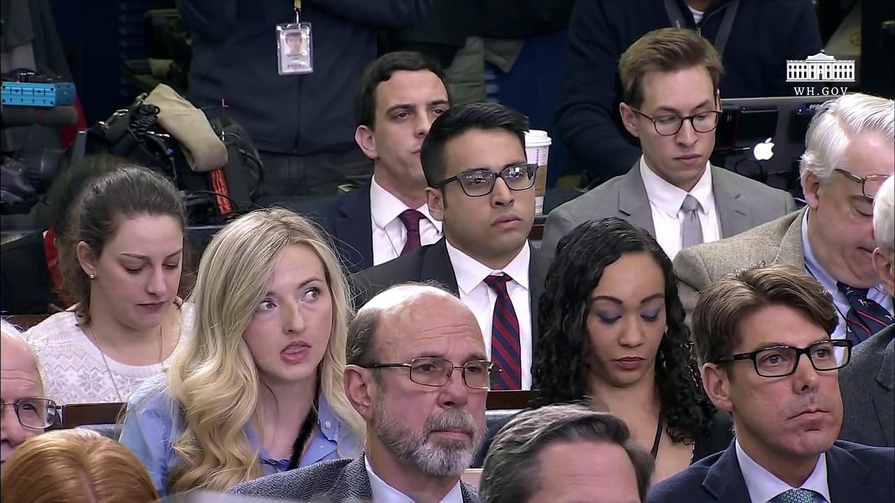 1/4/18: White House Press Briefing