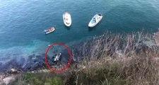 Sarıyer'de Otomobil 150 Metreden Denize Uçtu: 1 Ölü