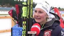 Biathlon - CM (F) - Oberhof : Braisaz «Pas une mauvaise course»