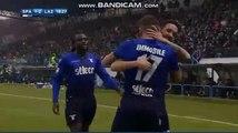 Ciro Immobile Goal  HD - SPAL 1-2 Lazio 06.01.2018