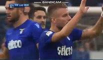 Ciro Immobile Goal HD - SPAL 1-3 Lazio 06.01.2018