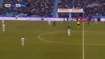 Ciro Immobile Goal - SPAL 1-3 Lazio 06.01.2018