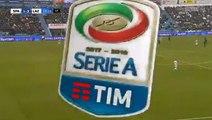 Ciro Immobile Goal HD - Spal1-3Lazio 06.01.2018