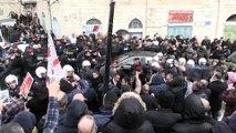 Beytullahim'de 'Patrik Theophilos' protestosu - BEYTULLAHİM