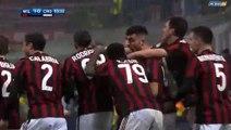 Leonardo Bonucci Goal - AC Milan 1-0 Crotone 06-01-2018