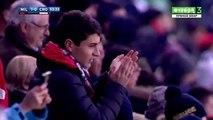 Leonardo Bonucci  Goal HD - AC Milan1-0Crotone 06.01.2018