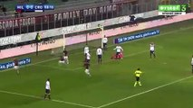 Franck Yannick Kessie Icredible FAST RUN - AC Milan vs Crotone - 06.01.2018 HD