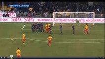 Coda Fantastic (second)  Free KickGoal - Benevento vs Sampdoria 2-1 06.01.2018 (HD)