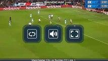 Sergio Aguero Goal - Manchester City 2-1 Burnley 06.01.2018