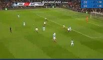 Leroy Sane Goal - Manchester City 3-1 Burnley 06.01.2018