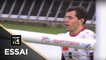 TOP 14 - Essai Jean-Marcellin BUTTIN (LOU) - Bordeaux-Bègles - Lyon - J15 - Saison 2017/2018