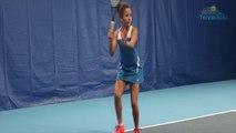 Open 10-12 ans de Boulogne-Billancourt 2018 - Shanice Roignot, future reine du Tennis Club Boulogne-Billancourt